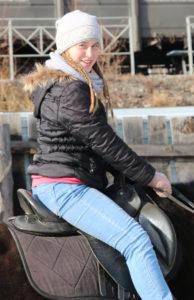Лошадки вместо физкультуры